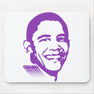 Obama 001 tapete de ratones