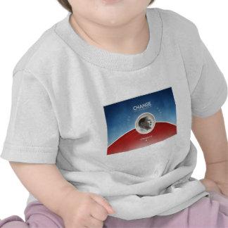 Obama 08-0003 camisetas
