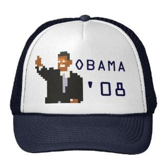 Obama 08-Bit Hat