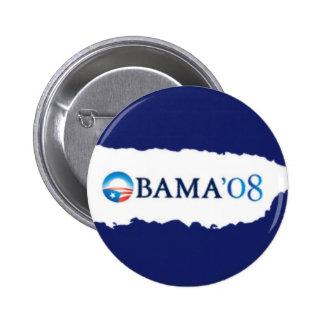 Obama '08 button
