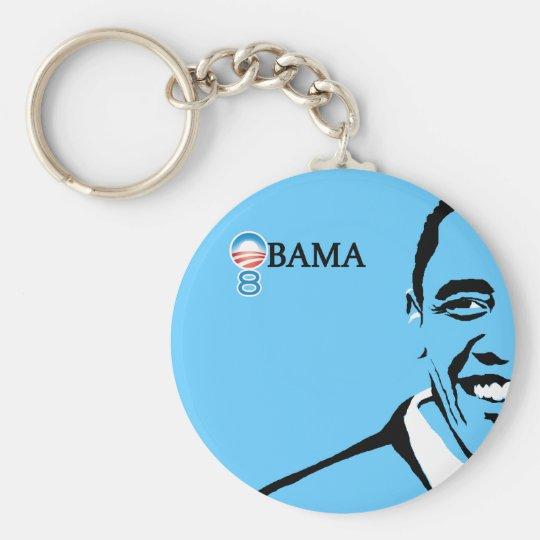 Obama '08 Keychain