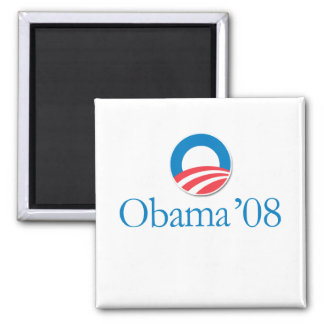 Obama 08 fridge magnets