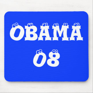 OBAMA 08 Mousepad