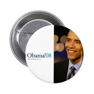 Obama 08 Pin
