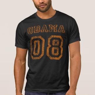 Obama 08 Team Destroyed T-Shirt