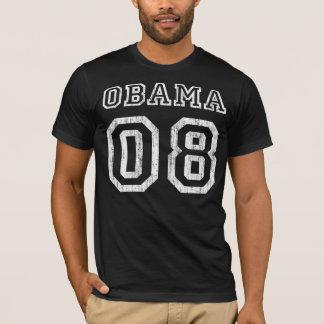 Obama 08 Team Vintage T-Shirt