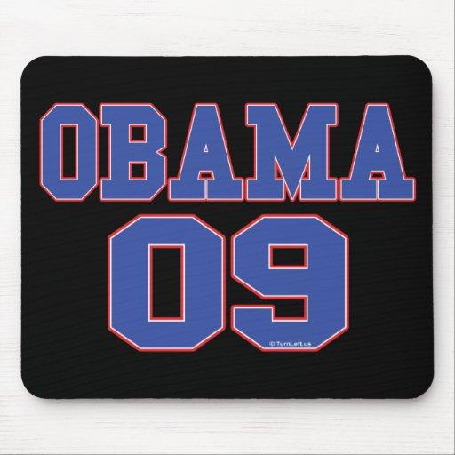 Obama 09 Inauguration Mouse Pad