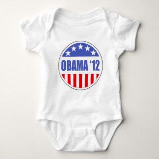 Obama '12 baby bodysuit