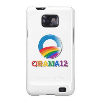 Obama 12 - samsung galaxy SII cases