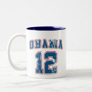 Obama 12 Coffee Mug