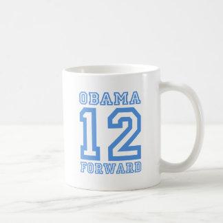 Obama 12 forward coffee mug