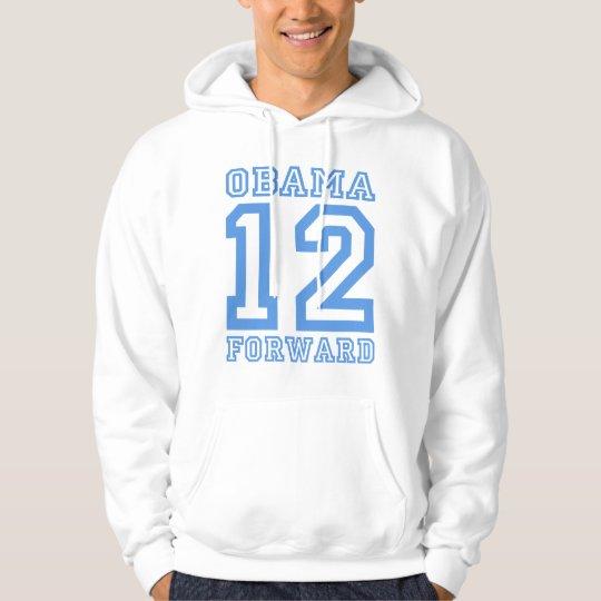 Obama 12 forward hoodie