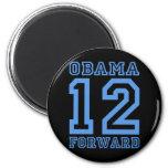Obama 12 forward magnet