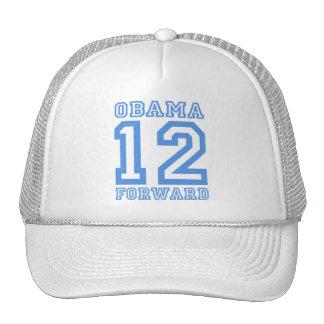 Obama 12 forward trucker hat