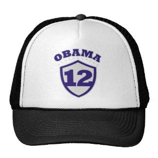 obama 12 gorras de camionero