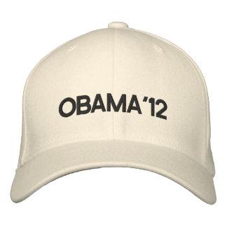 obama 12 gorras bordadas