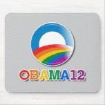 Obama 12 - mouse pad