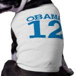 OBAMA 12 PET CLOTHES