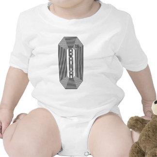 Obama '12 traje de bebé