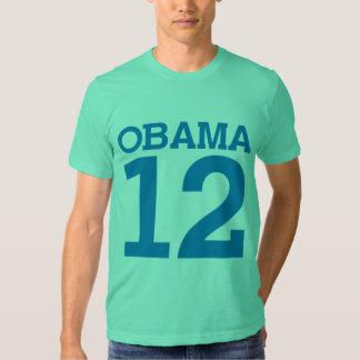OBAMA 12 T SHIRT