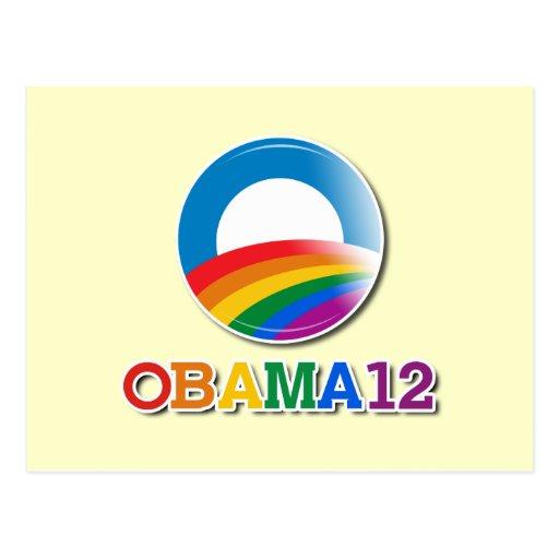 Obama 12 - tarjetas postales
