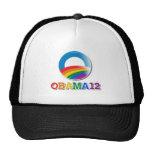 Obama 12 - trucker hat