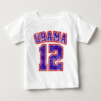 obama-12 vintage baby T-Shirt