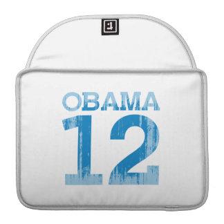 OBAMA 12 Vintage.png Sleeves For MacBook Pro