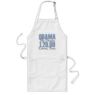 Obama 1-20-09 The Dream Comes True Apron
