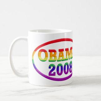 Obama 2008 coffee mug