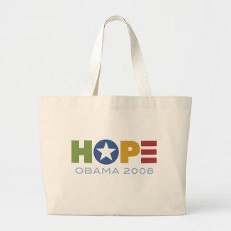 Obama 2008 Hope Tote Bag