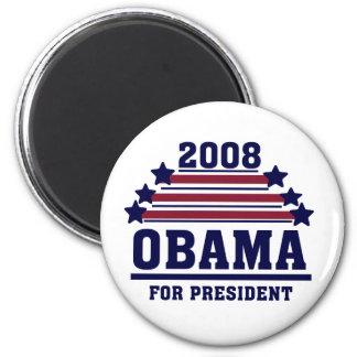 OBAMA 2008 Magnet