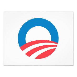 Obama 2008 O Personalized Announcement