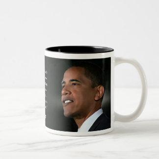 Obama 2009 Calendar Mug