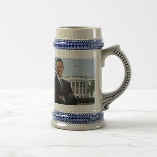 Obama 2009 Inauguration Stein Mugs