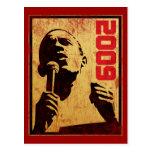 Obama 2009 tarjetas postales