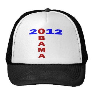 Obama 2010, formación de T, azul y rojo Gorra
