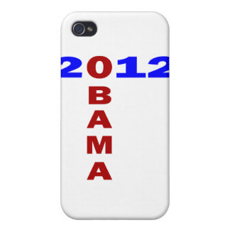 Obama 2010, T Formation, Blue And Red iPhone 4/4S Cases