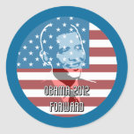 Obama 2012 adelante etiquetas