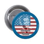 Obama 2012 adelante pins