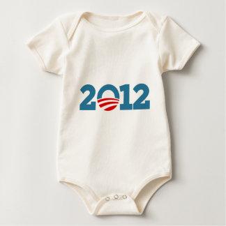 Obama 2012 baby bodysuits