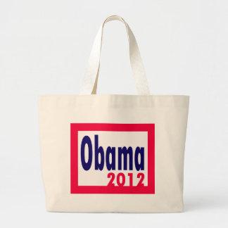 Obama-2012 Tote Bags