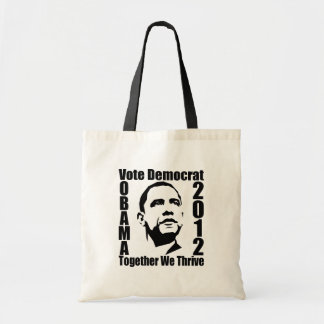 OBAMA 2012 bag - choose style