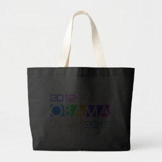 OBAMA 2012 bag - choose style color