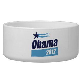 OBAMA 2012 BANNER GRAPHIC- -.png Dog Bowls