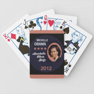 Obama 2012 baraja cartas de poker