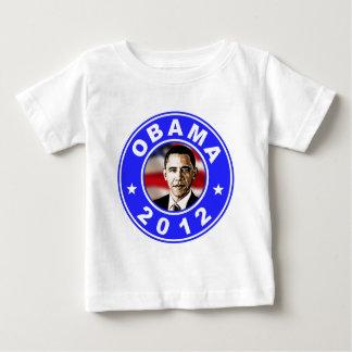 Obama 2012 - Blue Baby T-Shirt