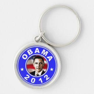 Obama 2012 - Blue Keychain