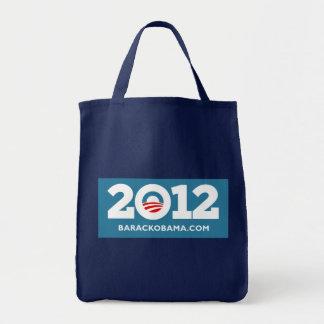 Obama 2012 bolsa tela para la compra