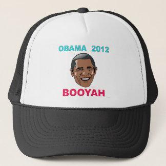Obama 2012 BOOYAH Trucker Hat